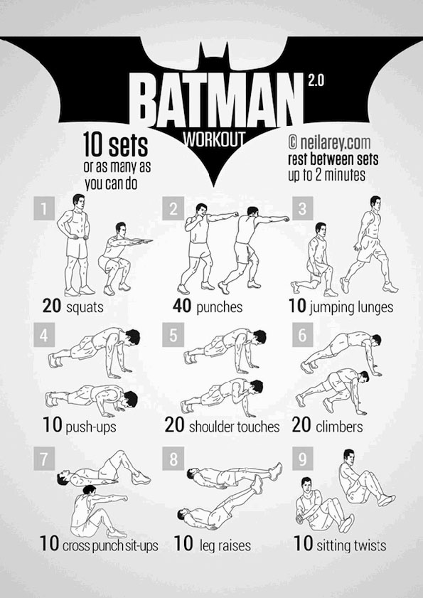batman-work-out