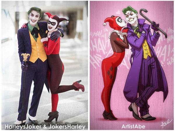 comic cosplay