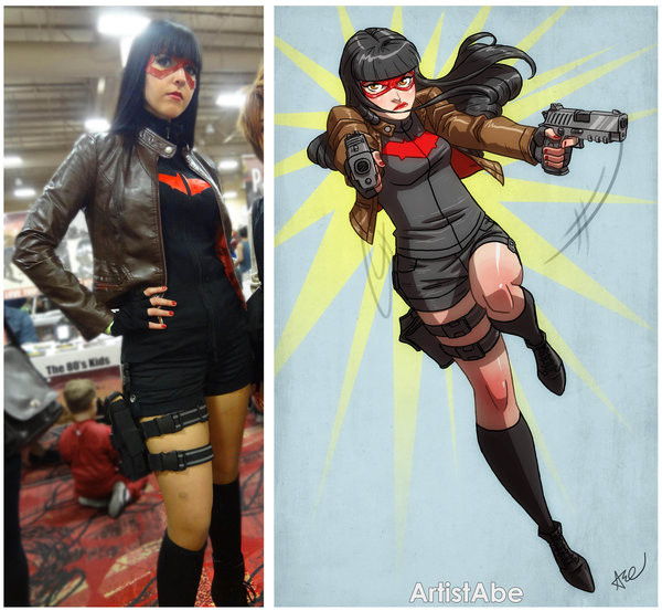 comic cosplay1