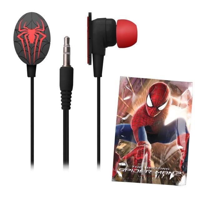 Spider-Man oordopjes