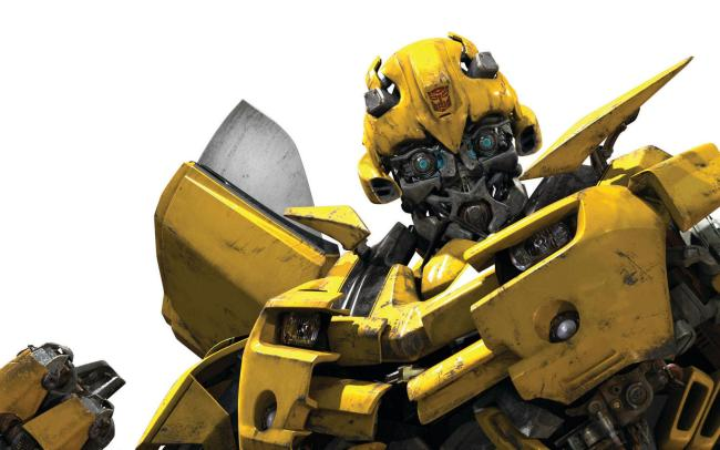 Bumblebee-Transformers-Wallpaper