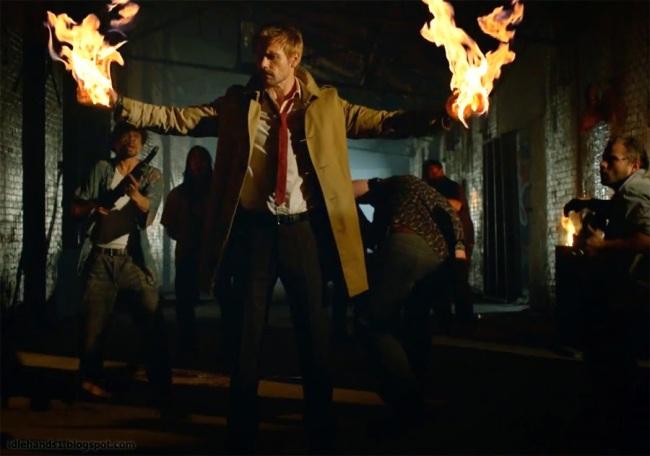 Constantine TV Series