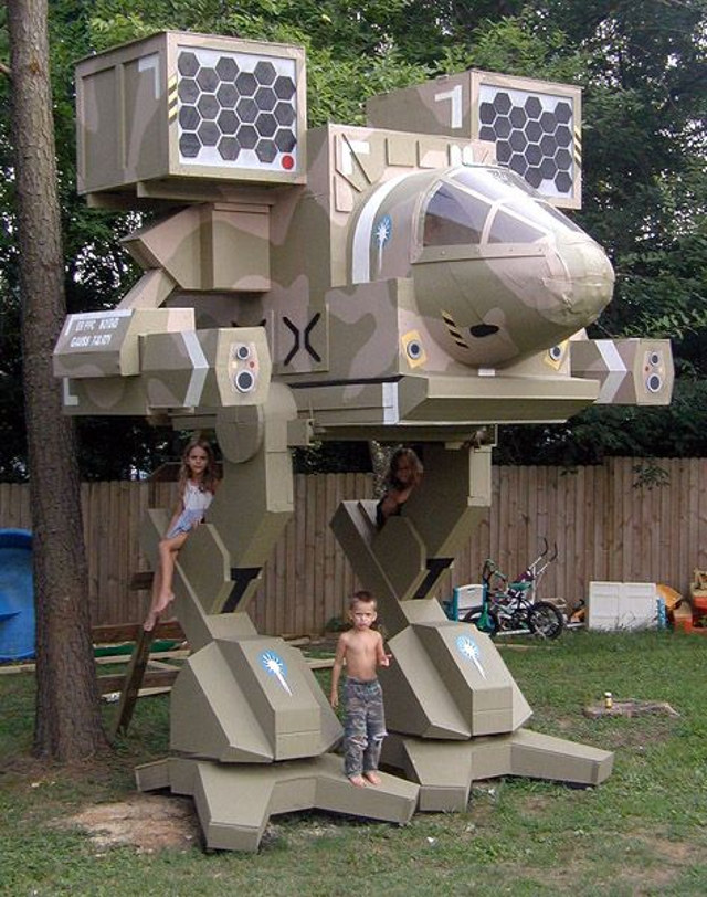mech-warrior-playhouse