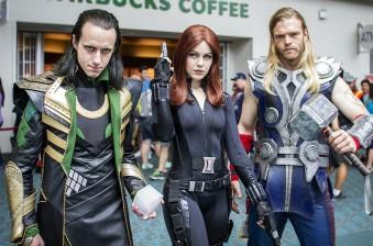 sdcc-2014-Loki-Black-Widow-Thor