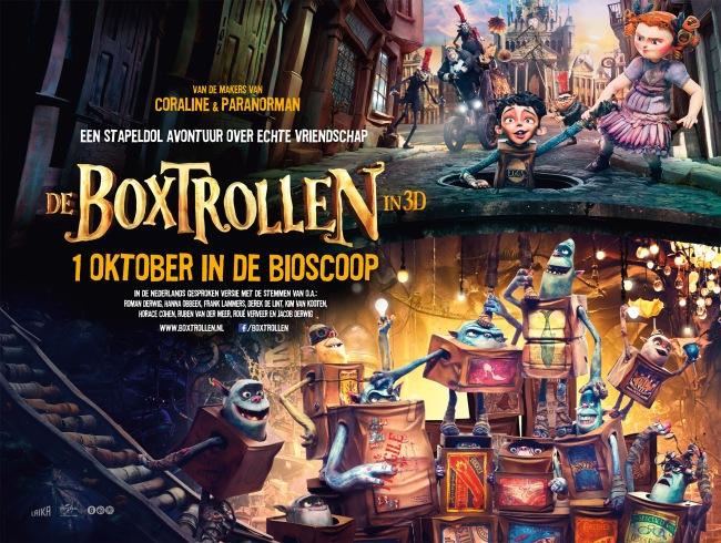Boxtrollen_filmposter_horizontaal