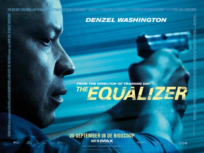 Filmposter-Equalizer horizontaal