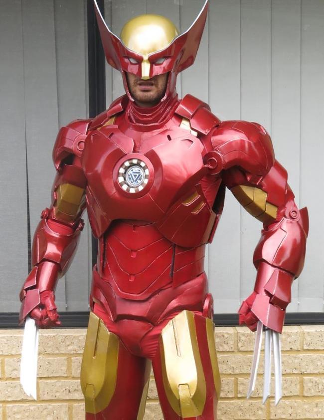 iron wolverine 2
