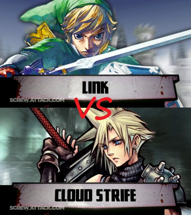 DeathBattleLinkvsCloud