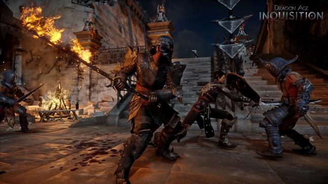 Drgaon Age Inquisition Combat