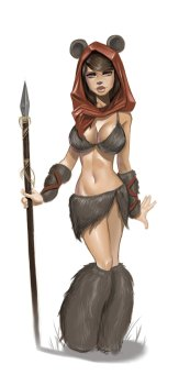 ewok_pin_up_by_darthdifa-d6nq3h4