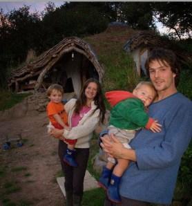Hobbit Family