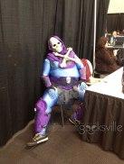 Skeletor-Cosplay