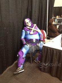 Skeletor-Cosplay