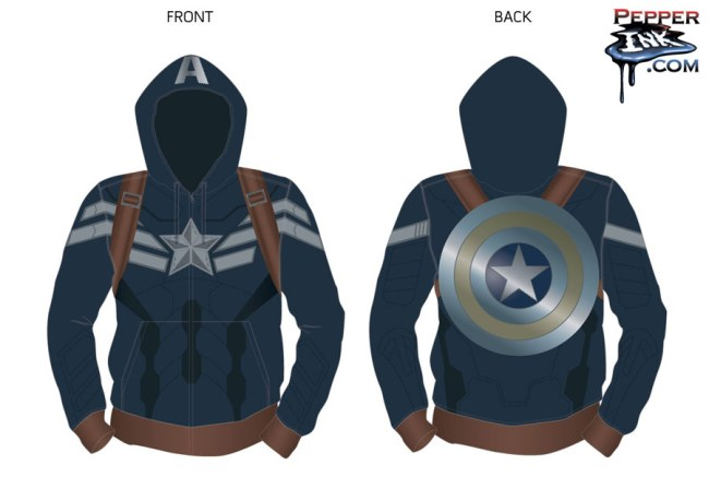 Cap-Hoody-Design
