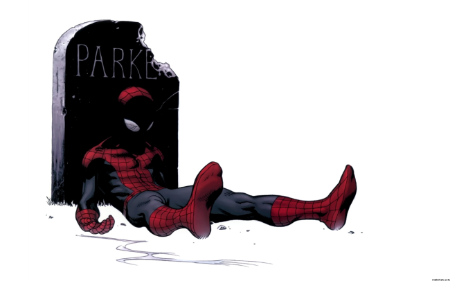 death-of-spider-man