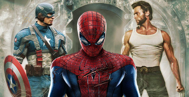 Marvel-Movie-Crossovers-Spider-Man-Wolverine-Avengers