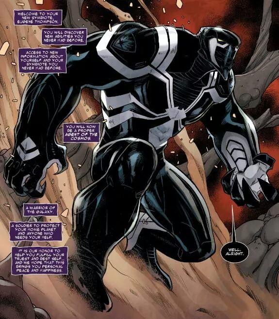 Armored Venom