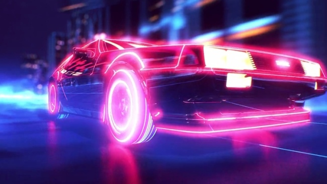 back-to-the-future-meets-tron-in-radical-retrowave-video