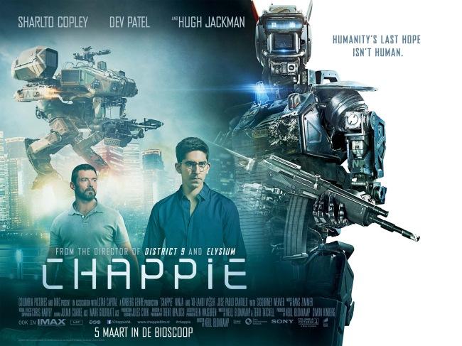 Chappie_filmposter_horizontaal
