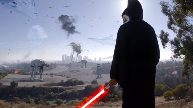 Battlefield LA