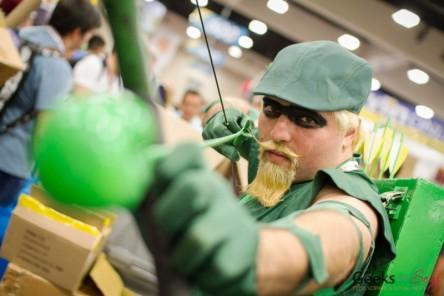green-arrow